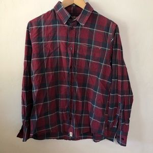 Altamont Men's Long Sleeve Button Up
